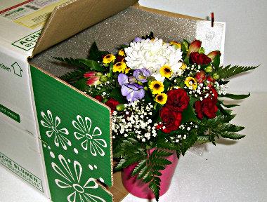 Blumengruesse